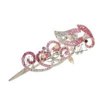 Gets.com zinc alloy hair clip blank