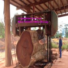 Large Wood Horizontal Band Saw Machine for Hard Wood Working