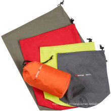 Water Resistant and Puncture Resistant Drawstring Bag (hbdr-64)