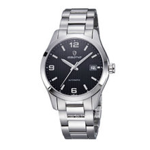 Staineless Steel mécanique Promotion Business Wrist Watch