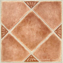 """Azulejo de piso de vinilo grabado en relieve 12 """"* 12"""" * 1.2mm"""