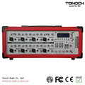 300 Watt RMS 8-Channel PRO Audio Powered Sound Console Desk