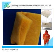 Papel de aluminio Relleno no tejido a prueba de fuego para la ropa de seguridad