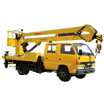 Camion plate-forme de travail aérien de XCMG 14m (XZJ5064JGK)