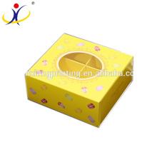 12 * 11.2 * 5.5 cm más nuevo cajón tipo de paquete de hornear cajas de pastel de papel