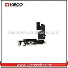 Venta al por mayor para el iPhone 6 más cable de carga cargador Jack Flex Cable