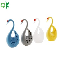 Nyaste Fashion Animal Silicone Tea Infuser för present