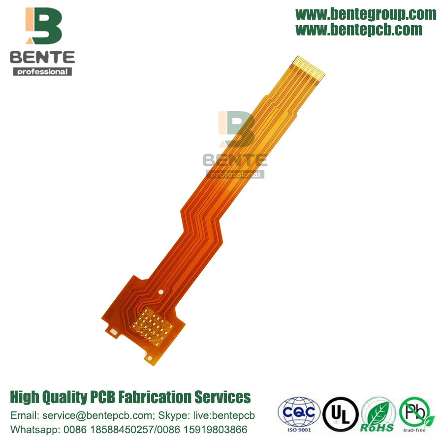 Printer 2 Layers Impedance Control Flexible PCB