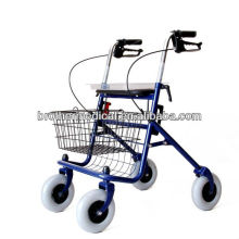 Steel powder rollator