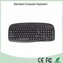 Free Samples Black Color Desktop Office Keyboard (KB-1988)