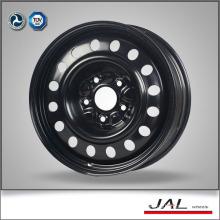 Top Quality Black rims 5x120 17 inch steel wheel rim 2016
