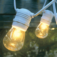 Outdoor Weihnachtsdekoration String Lights E26 mit Glas Handwerk Birne (E26.12 T3)