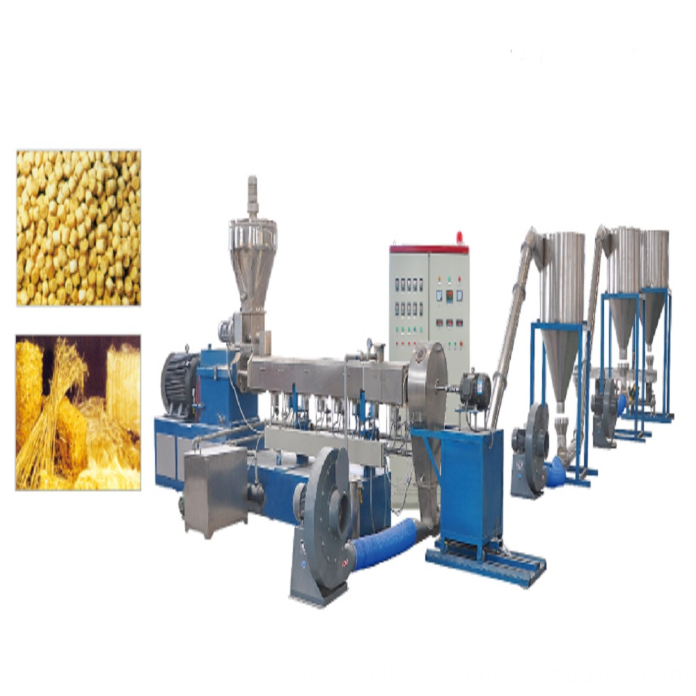 Wood Plastic wpc pelletizer machine