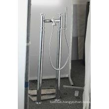 Luxury Standing Shower Floor Mounted Shower Mixer