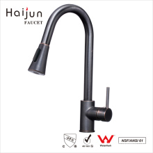 Haijun Import Prouduct cUpc American Two Handle Deck Mounted Kitchen Faucet