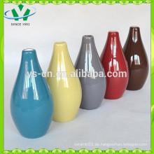 Multicolor Small Floor Keramik Vase