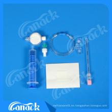 Kit vendedora caliente de Epidural médico de la aprobación de ISO del ce
