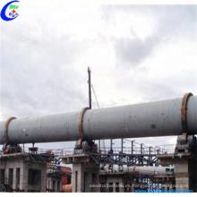 Equipo de fundición industrial Horno rotativo para tierras raras
