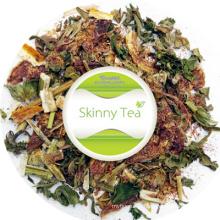 100% desintoxicación de hierbas orgánicas relajan té sin afecciones laterales de 14 o 28 días Teatox (F7)