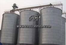 Buy wholesale from china grain storage steel silo system