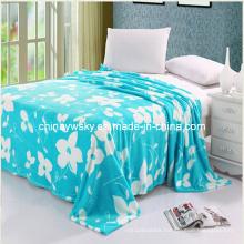 2013 Flower Design Flannel Fleece Blanket