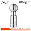 Hilo higiénico de acero inoxidable Rotary Cleaning Ball