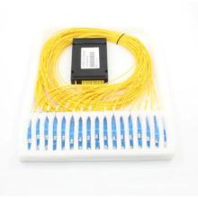 Coupleur optique de PLC de fibre de cassette d'ABS de 1 * 32