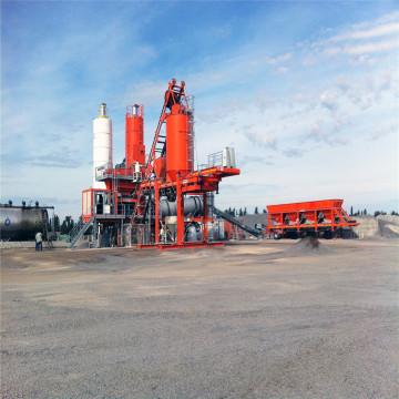 LB Series Asphalt VS Bitumen Laying Plants