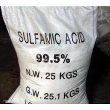 Mit ISO-Zertifikat Direktherstellung Sulfaminsäure 99,8%