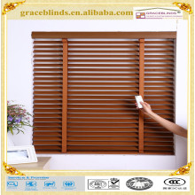 50MM wood window blind for windows Venetian Wood Blinds