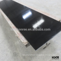 foot stepping artificial resin stone slab