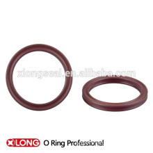 High quality round rubber ball valve seat ring