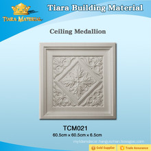Unequal In Performance Decorative PU Ceiling Tiles With Elegant In Style