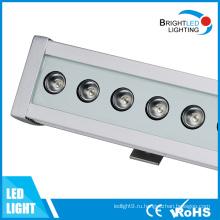 Светодиодные настенные светильники Линейные светодиодные светильники для строительства