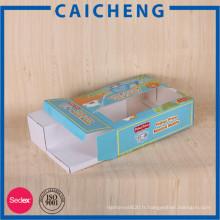 Boîte en carton d'emballage de carton de jouets avec la boîte de distribution de fenêtre