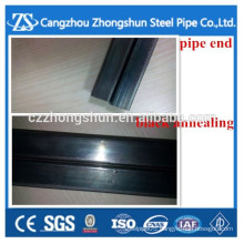 Black annealing welded carbon square steel pipe