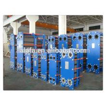 intercambiador de calor de vapor