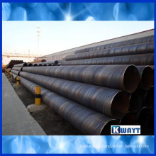 GB/T 13793-92 Thin Wall SSAW Steel Pipe (Direct Manufacturer)