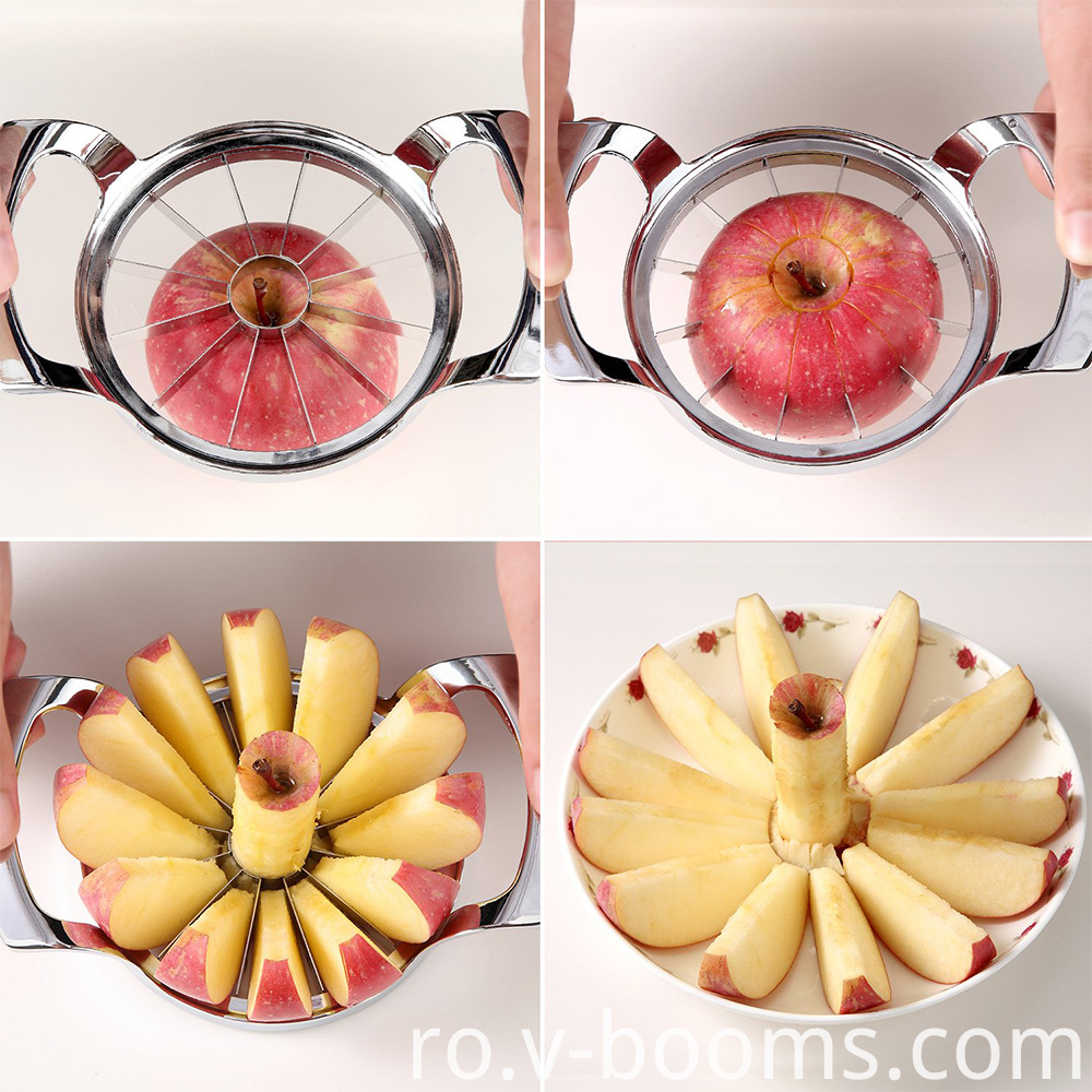 Stainless Steel Apple Cutter Divider