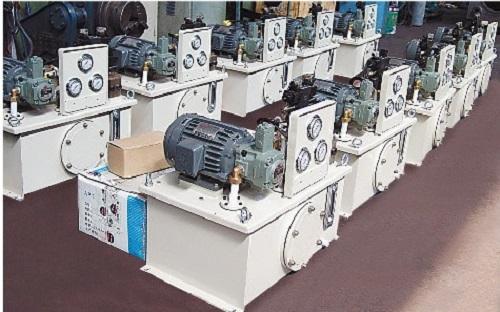 Winch hydraulic system