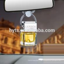 5ml quadratische elegante Auto Lufterfrischer Flasche