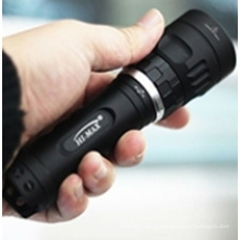 Super helle Tauch-Taschenlampe u2 Magnetschalter