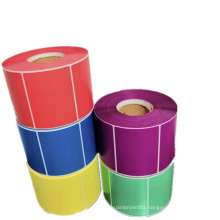 NX70 factory custom printing  stickers logo labels custom colour and size  for packaging label