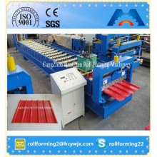 High Quality HC25 IBR Aluminum Roofing Sheet Making Machine Production Line