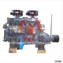 60kw/81.6hp Diesel Engine with clutch belt pulley R6105P