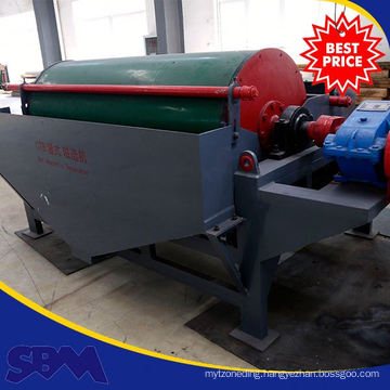 High accuracy mining dry magnetic separation price for sale