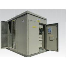 Sous-station de conditionnement de station intégrée compacte 24kV
