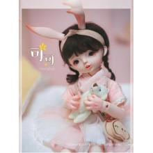Bunny CoCo 26cm Mädchen Puppe mit Kugelgelenk