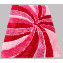 Salsicha com Design tapete real
