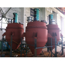 Ribbon Vacuum Cone Dryer with Stirrer